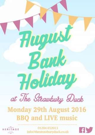 August Bank Holiday